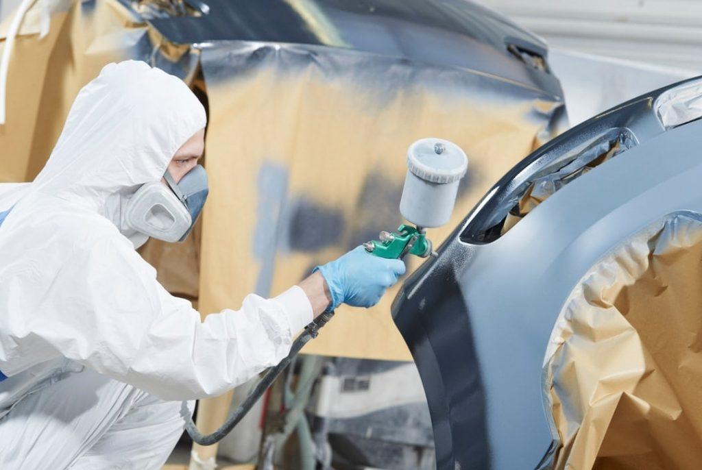 Automotive Sprayer