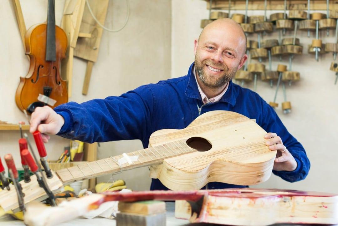 Wood Coatings - Guitar